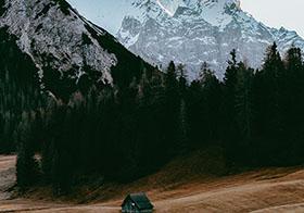 雪山景观高清图