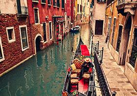 威尼斯水上城市
