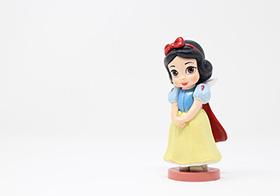 迪士尼白雪公主模型