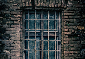 农村旧窗户高清图