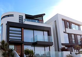小別墅建筑外觀高清圖