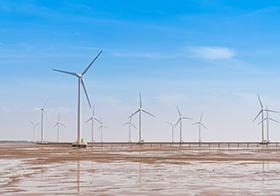 風能發電高清圖