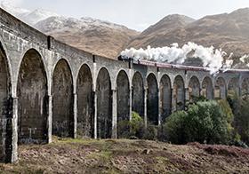 蒸汽火车高清图