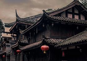 中国古建灵魂斗拱高清图