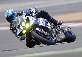 摩托车比赛高清图
