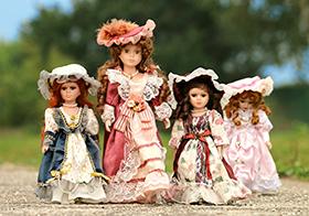 芭比娃娃玩具高清圖