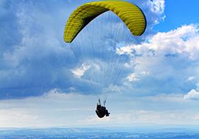 极限运动高空跳伞
