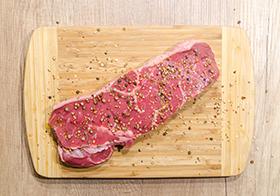 新鮮美味生牛肉高清圖