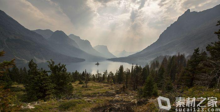 大自然山水风景高清图