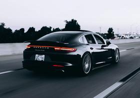 保時捷911汽車高清圖
