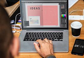 想法粉色界面UI设计