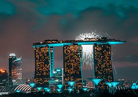 新加坡濱海金沙酒店高清圖