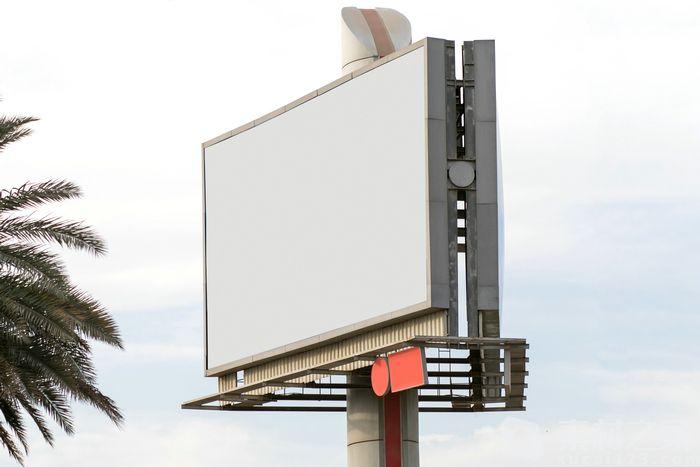 戶外大型廣告牌