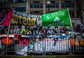 旗幟抗議示威Banner