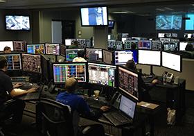 火箭发射指挥中心高清图