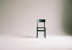 简约复古风餐椅高清图