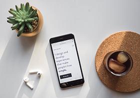手機瀏覽器訪問界面UI設計