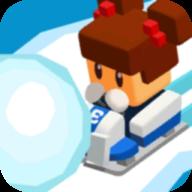 冰冻卡丁车滚雪球最新安卓版