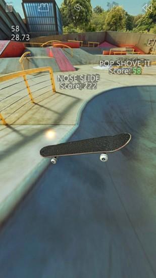 真实滑板游戏下载