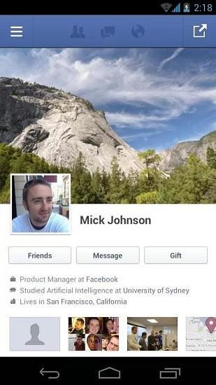 facebook app官网版