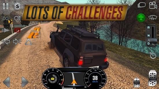 真实驾驶模拟无限金币版下载