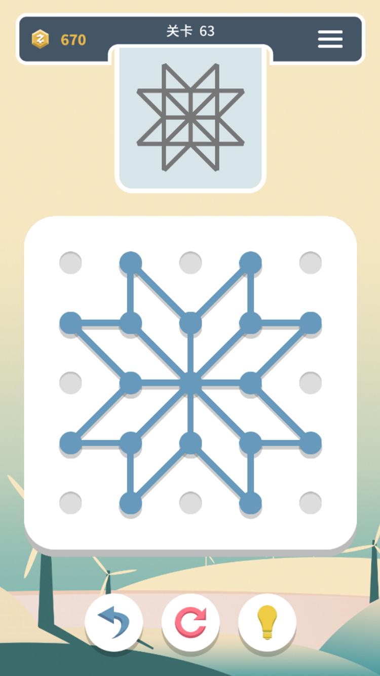 点线交织下载游戏