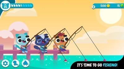 小猫钓鱼游戏下载安装中文版下载