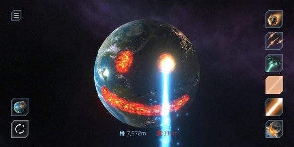 星球爆炸模拟器最新版下载游戏