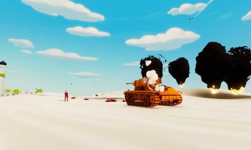 坦克战争模拟器免费版