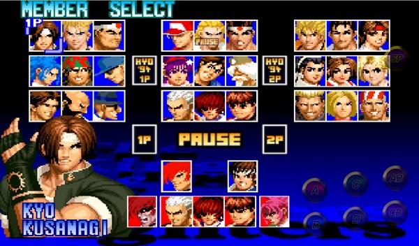 拳皇97风云再起手机版下载安卓版