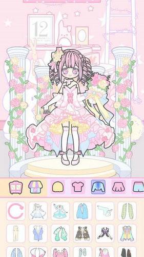 蝴蝶女孩游戏免费下载