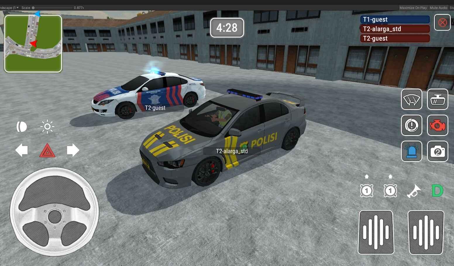 aag警务人员模拟器无限下载