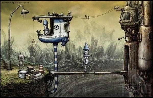 机械迷城免费版完整版下载v4