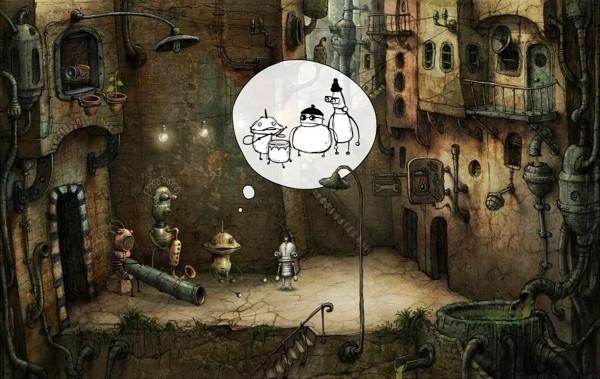 机械迷城免费版完整版手机游戏下载