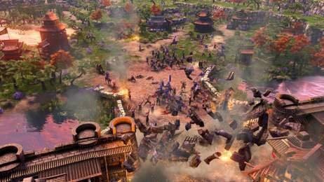 帝国时代3下载单机游戏下载中文版