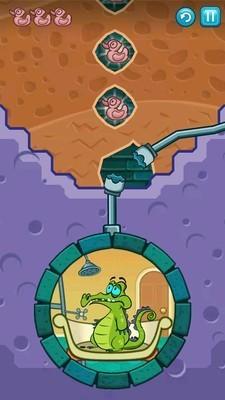 小鳄鱼爱洗澡免费下载