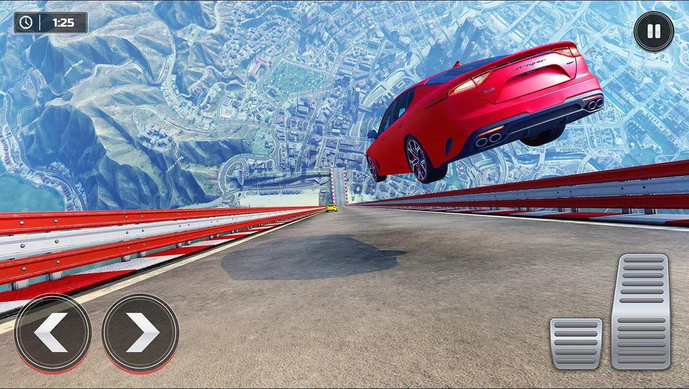 超级坡道终极赛车下载