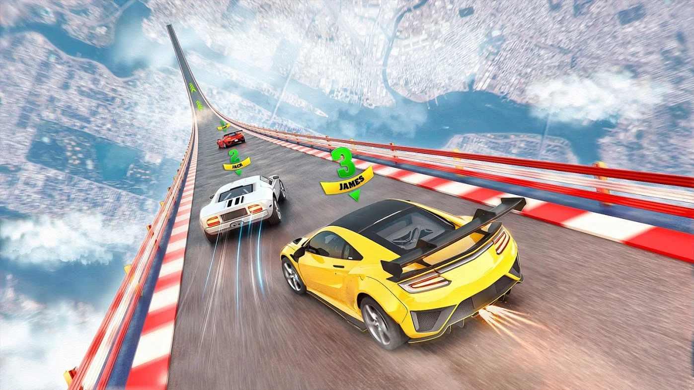 超级坡道终极赛车下载安装