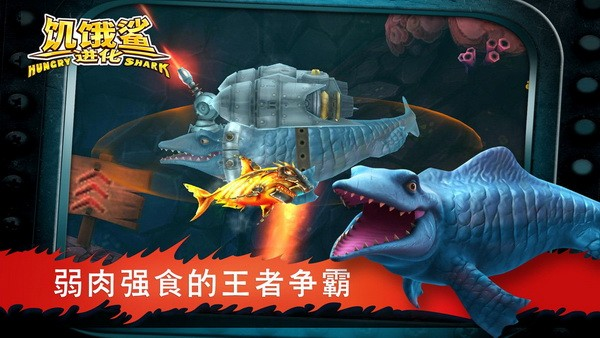 饥饿鲨进化免费版下载安装下载