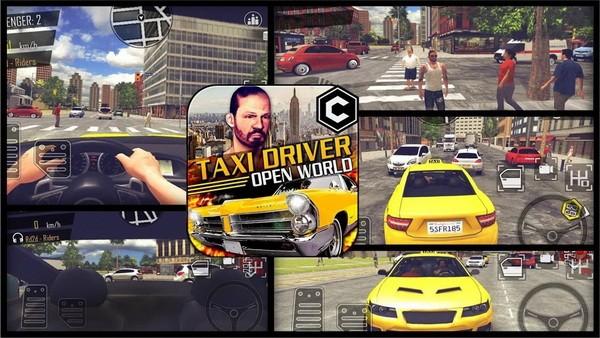 gta开放世界黑道司机中文版