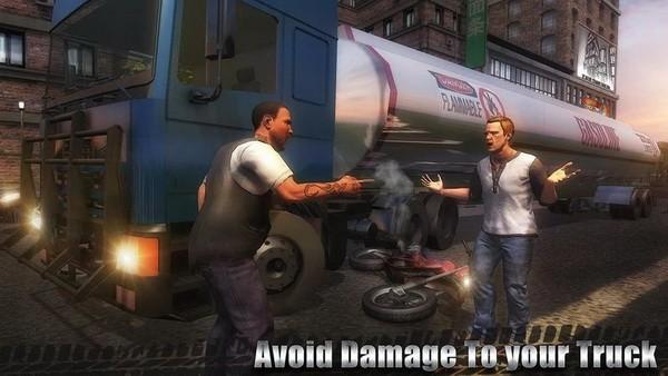 油货运输车游戏安卓
