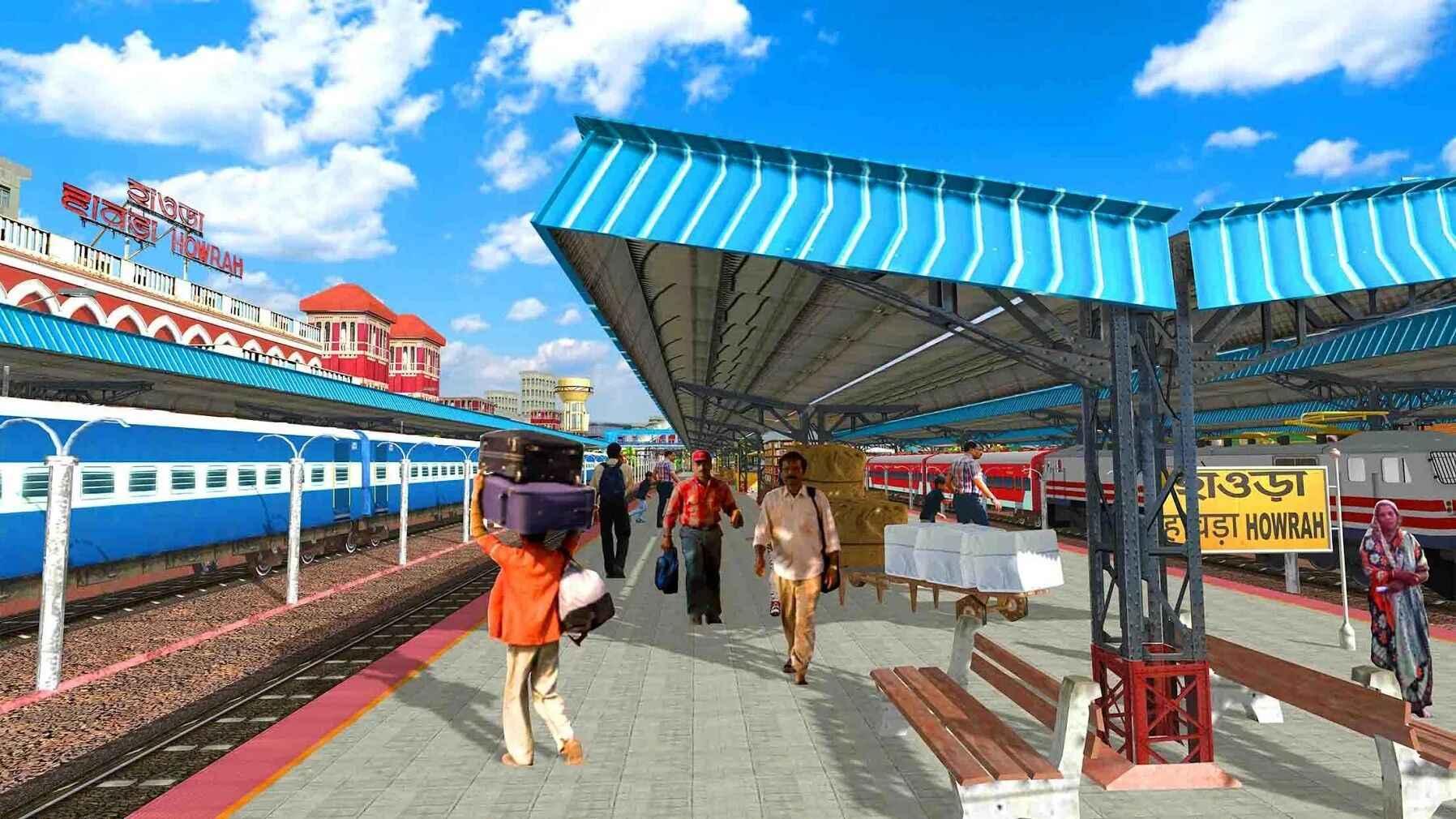 印度火车模拟器2021最新版下载1.16