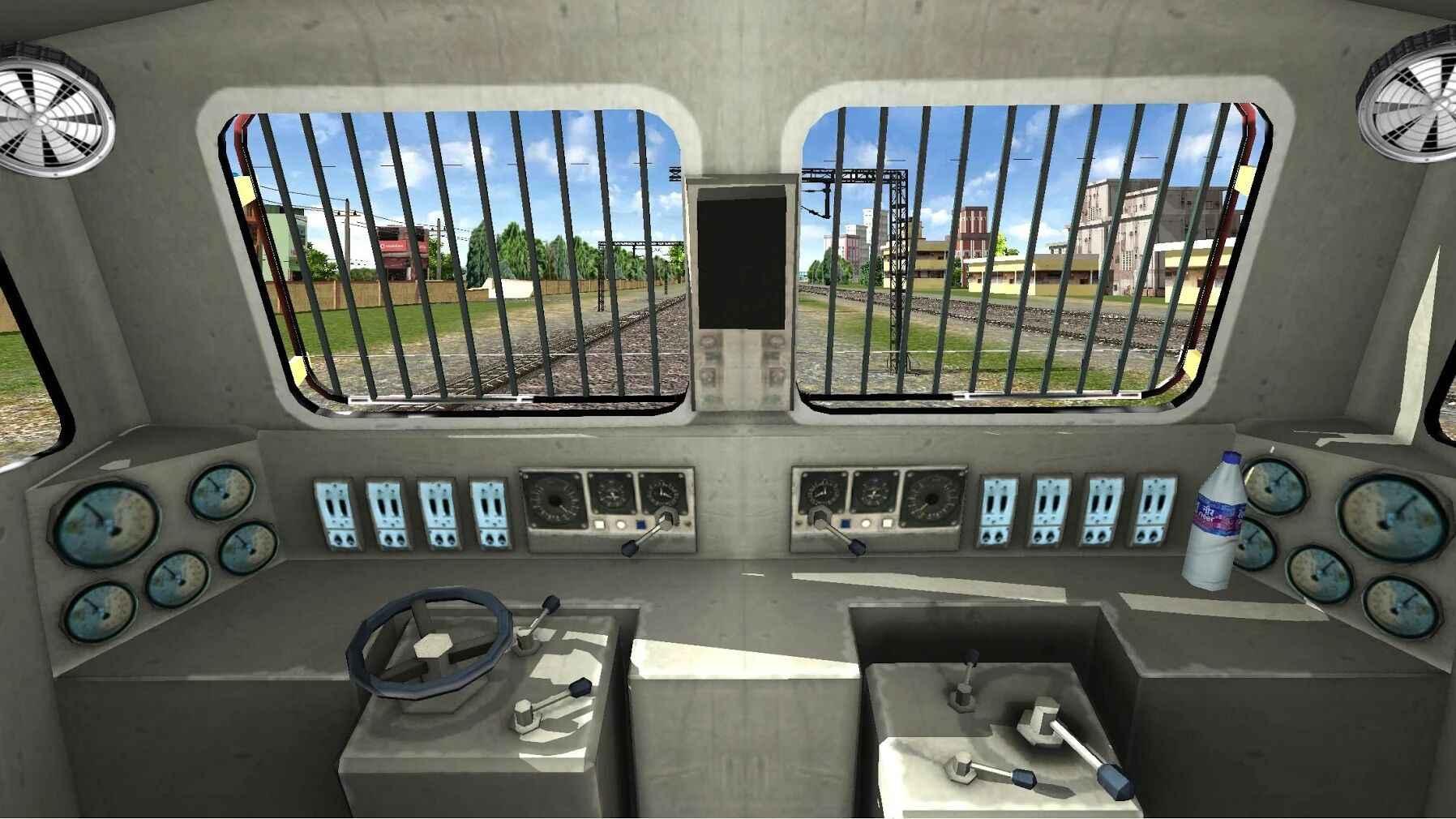 印度火车模拟器火车全解锁