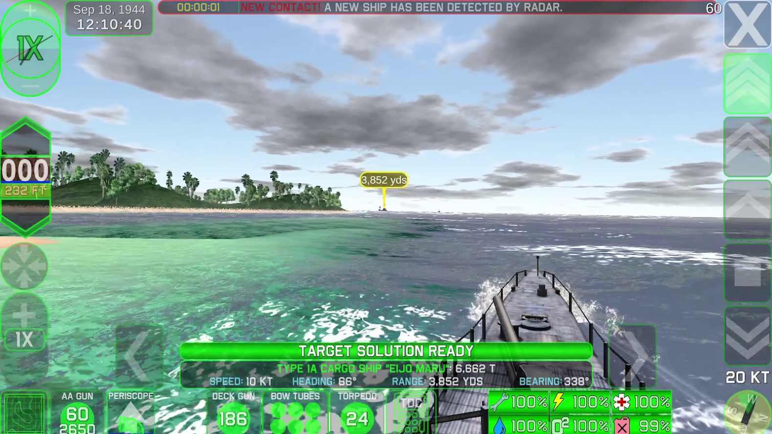 战术潜艇2中文汉化版下载v1.1.6