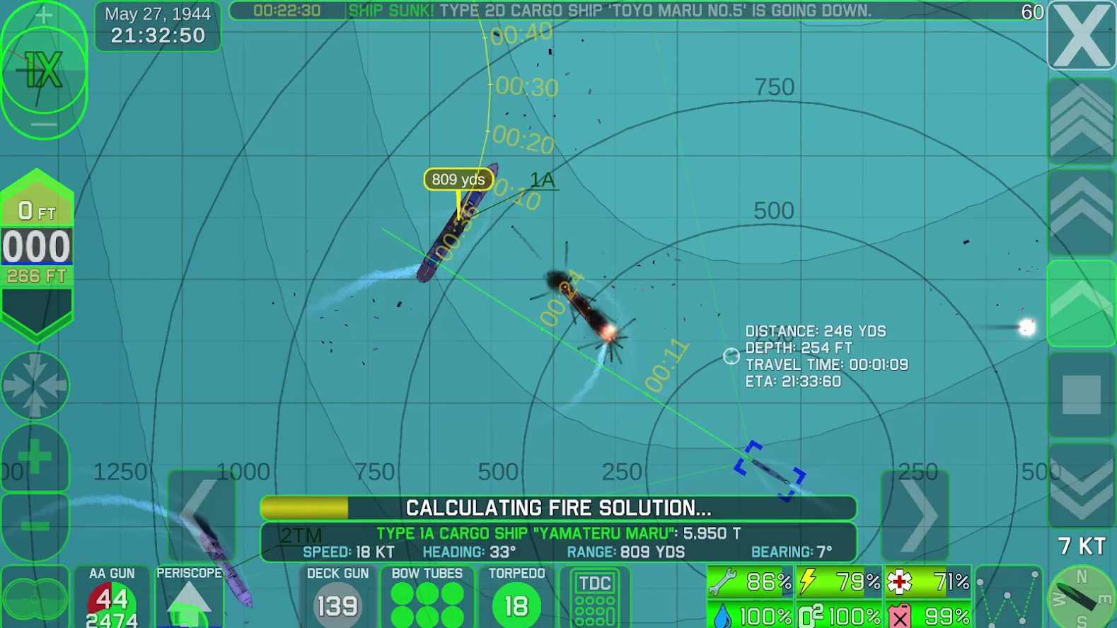 战术潜艇2汉化破解