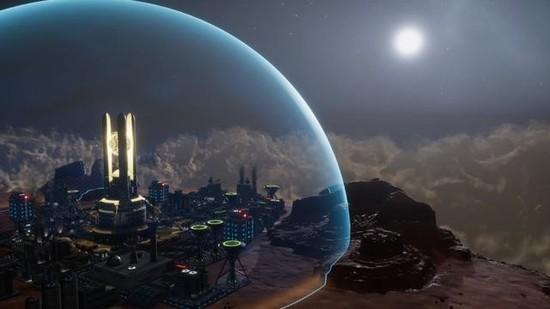 《天球飞升之城》,一座科幻反重力城市登陆Steam平台