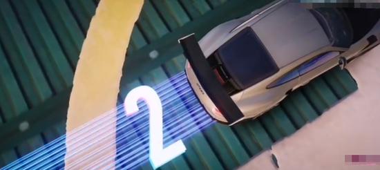 《王牌竞速》手游质量过低,特效画面太拉胯