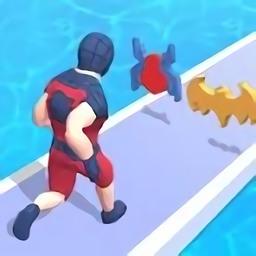 漫威英雄变形奔跑游戏