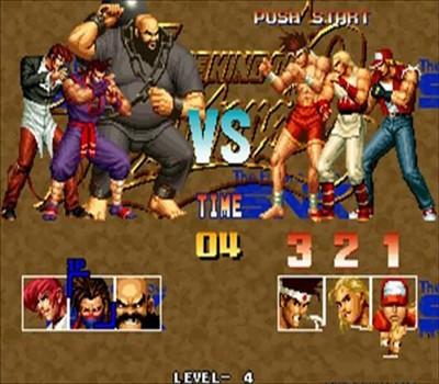 拳皇95下载安卓版最新