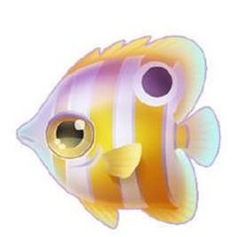 摩尔庄园在哪里可以钓到蝴蝶鱼 摩尔庄园蝴蝶鱼位置介绍